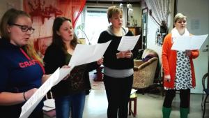 Maarit Auran laulukurssi, laulunopetus
